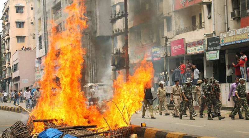 Curfew imposed in Jamshedpur after clashes over lynching of Muslim men