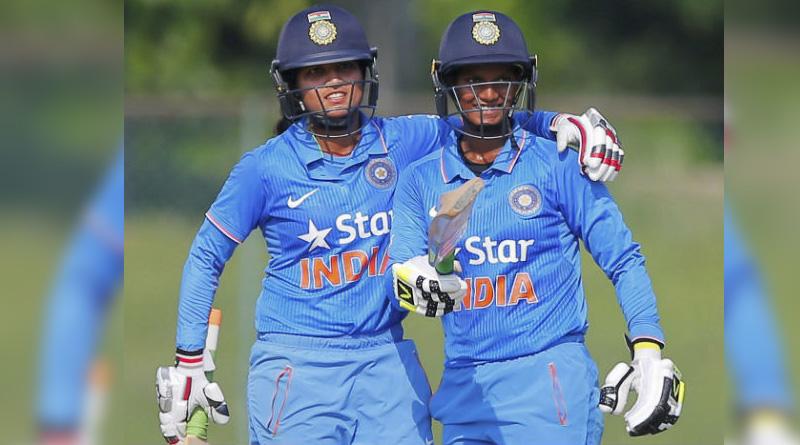 Deepti Sharma-Poonam Raut score highest ever partnership for India