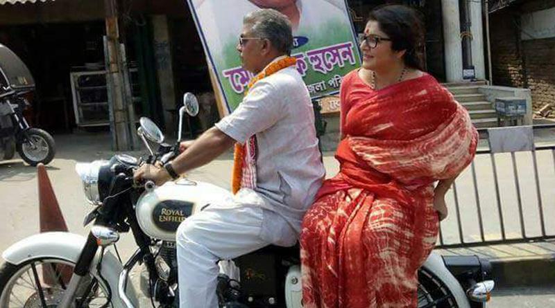 TMC Leader Jayanta Mitra used bad words on Locket Chatterjee and Dilip Ghosh