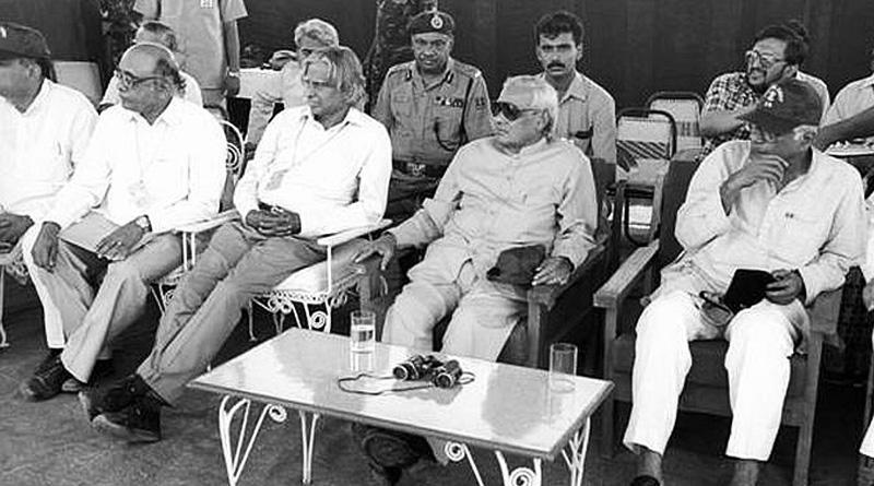 On Pokhran nuke test anniversary, Modi hails Vajpayee