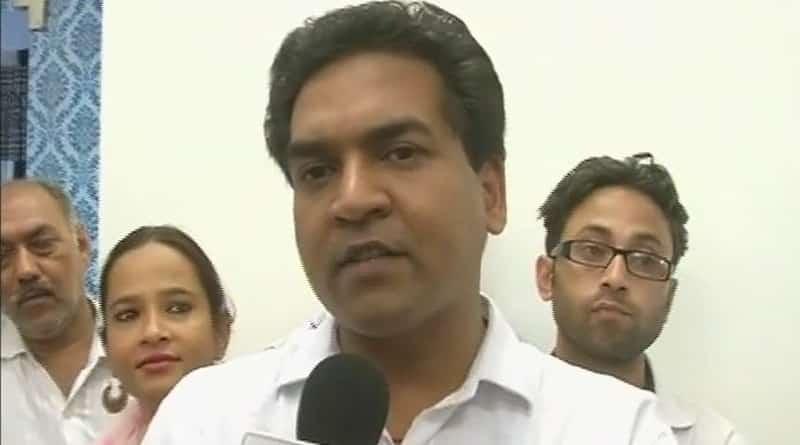 Kapil Mishra expose: BJP smells blood, demands Kejriwal's arrest