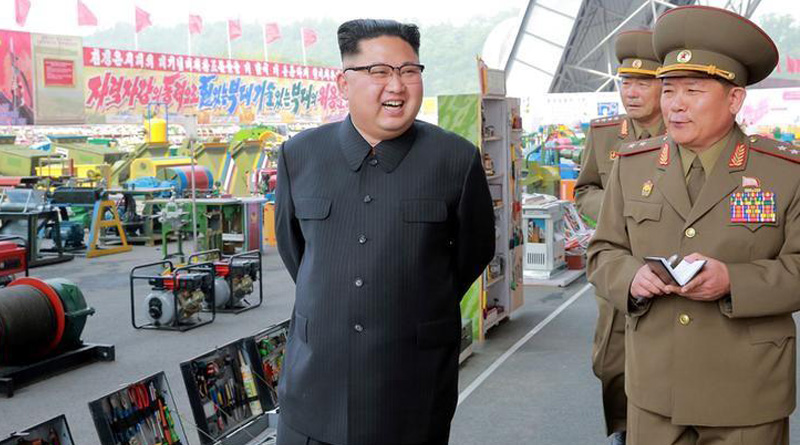 Japan warns of possible N Korea attack on October 10