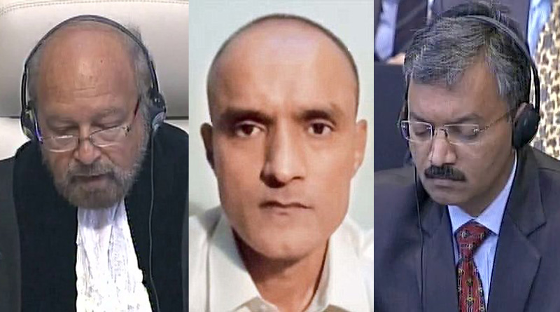 ICJ rules in favor of India, stays Kulbhushan Jadhav's execution