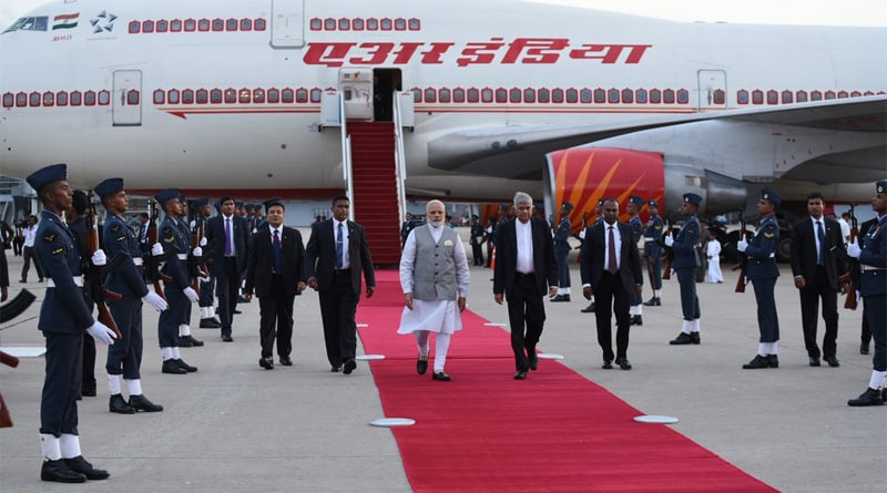 With PM Modi In Colombo, Sri Lanka Rejects China's Request For Docking Of Submarine