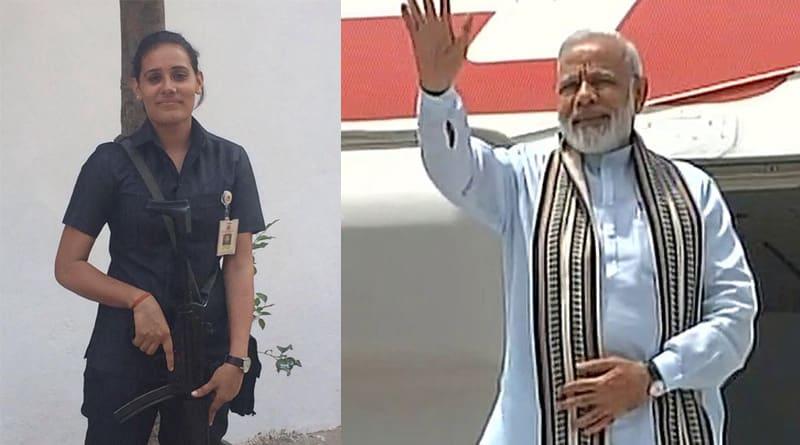 Female SPG commandos to Guard PM Modi during his 4 nation tour