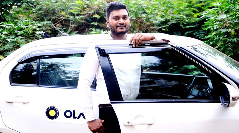 This OLA cab driver gives patients free ride to hospital