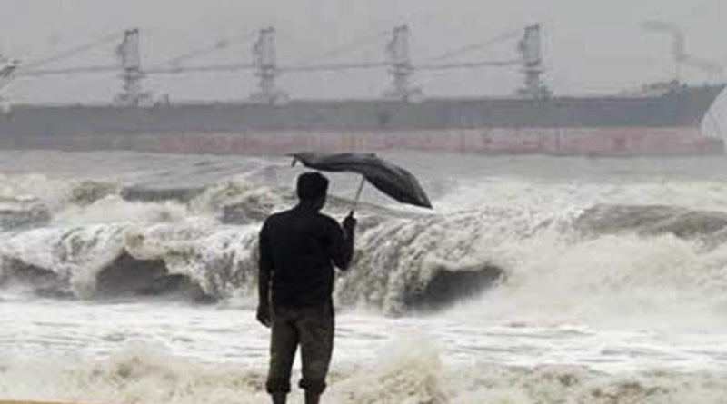 Indian navy on alert for rescue ops as Bangladesh braces for cyclone Mora
