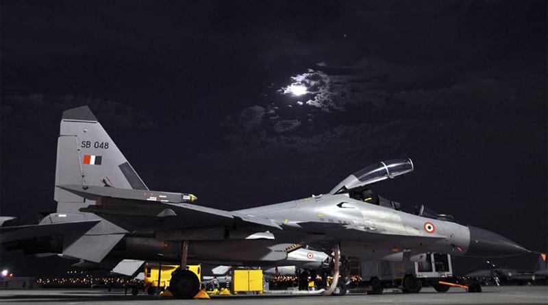 Had no info on missing IAF Sukhoi jet, says China