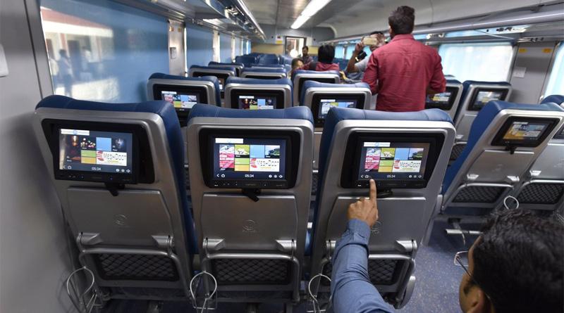 Smashed LCD screen, stolen headphones, Tejas Express's maiden run highlights 'deplorable' mindset