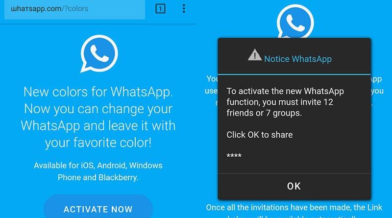 Disguised WhatsApp malware creates panic among netizens