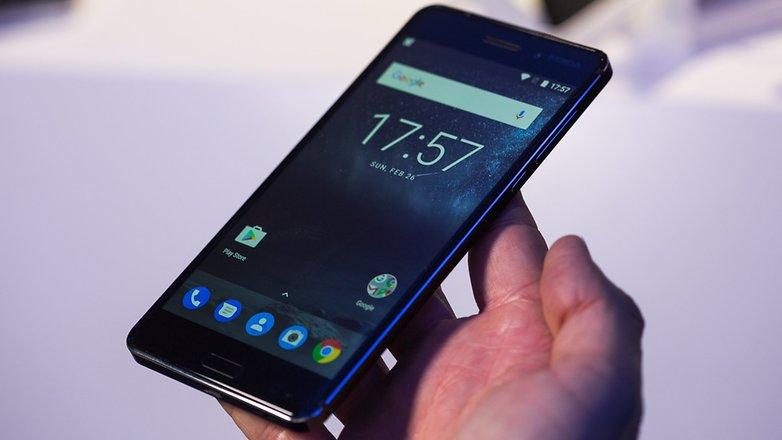 Nokia 6 Sangbad Pratidin