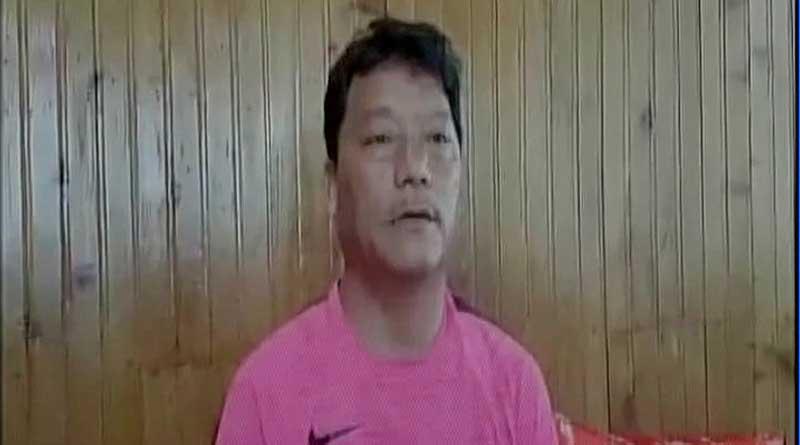 GJM supremo Bimal Gurung calls for massive uprising against Mamata Govt