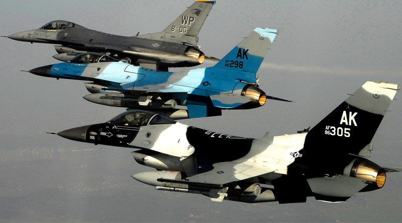 IAF to trial American F-16, Swedish Gripen to replace MiGs