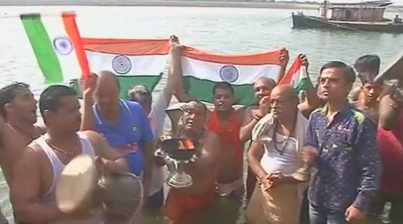 Special prayer for India's victory over Pakistan in Champions Trophy final