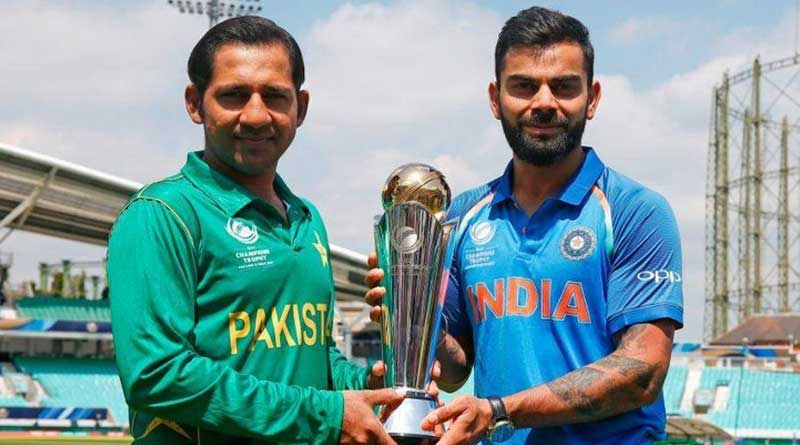 Statistics doesn't matter, says relaxed Virat Kohli before taking Pakistan in Champions Trophy final