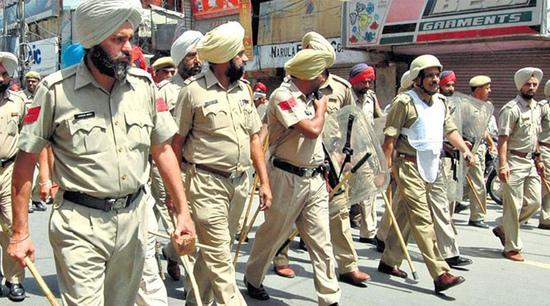 ISI network busted in Punjab, 3 terrorist held