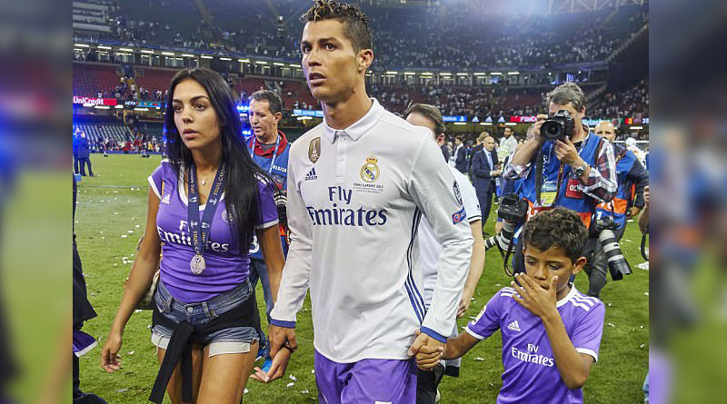 Cristiano Ronaldo blessed with twins!