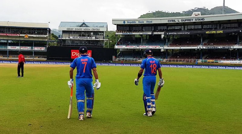 Rain washes out India-West Indies ODI