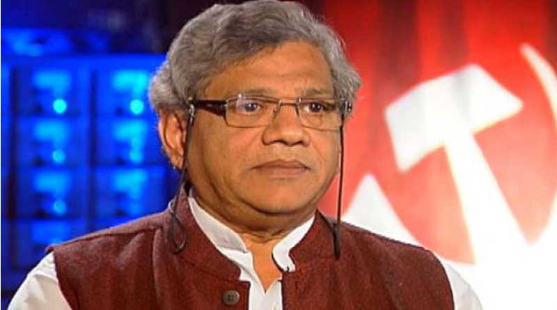 Yechury heckled: CPM condemns incident, calls for action