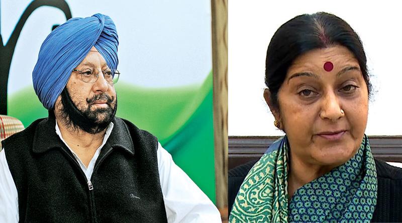 Indians, Sikhs in US are not feeling safe: Amarinder to Swaraj