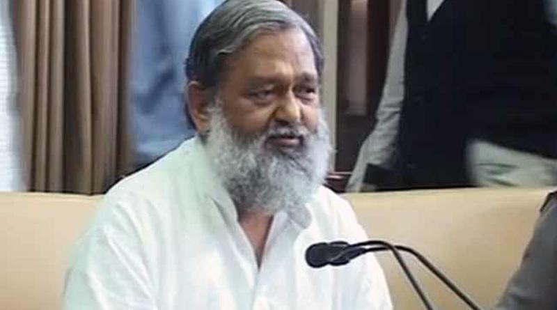 Remove the word 'Adhinayak' from national anthem: Anil Vij