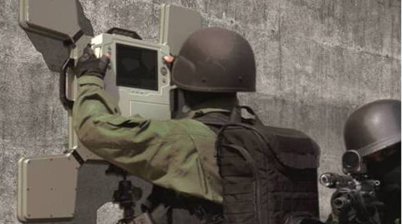 Indian Army likely to use Wall Radar's to trace terrorists
