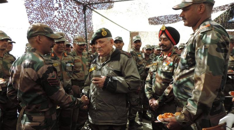Army chief Bipin Rawat visits Sikkim