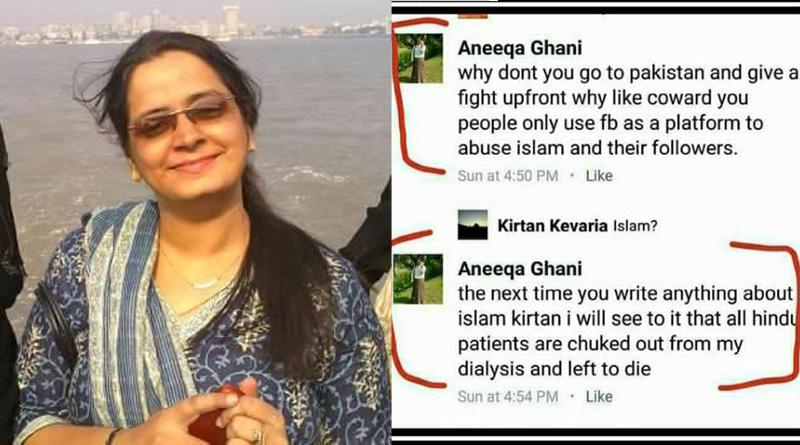 Mumbai doctor threatened to kill Hindu patients, draws ire