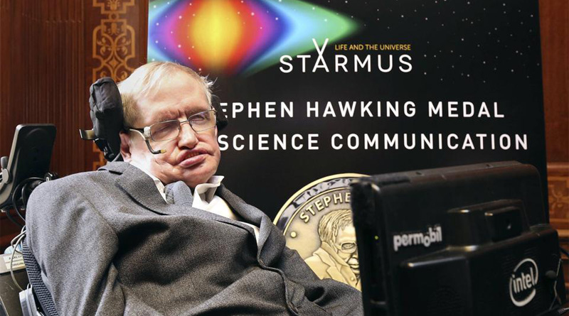 'Humans need to leave Earth': Stephen Hawking