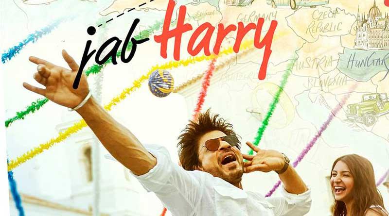 Shahrukh-Anushka's upcoming Rom-com 'Jab Harry Met Sejal' fuels expectation