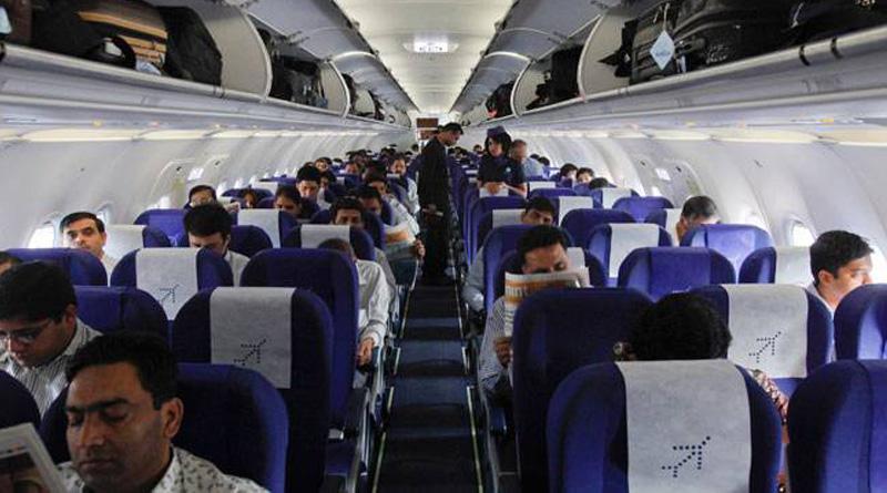 Man arrested for masturbating mid-air on Hyderabad-Delhi flight