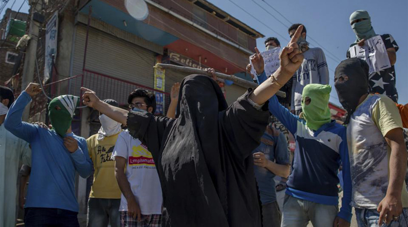 Kashmiris furious over 'Rosy cheek' comment on TV shows