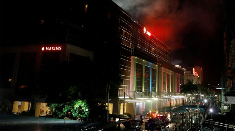 34 dead in botched robbery of Philippines casino