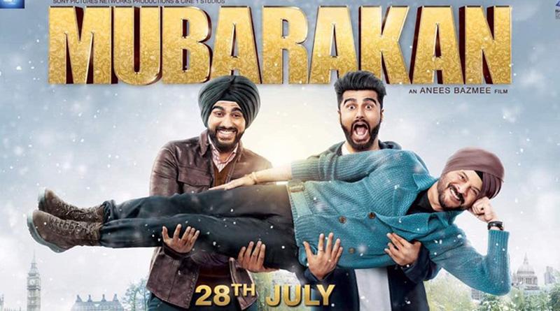 Trailer of 'Mubarakan' starring Anil Kapoor, Arjun Kapoor released