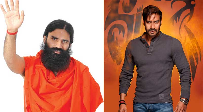 Ajay Devgan to portray Baba Ramdev in 'Swami Baba Ramdev: The Untold Story'