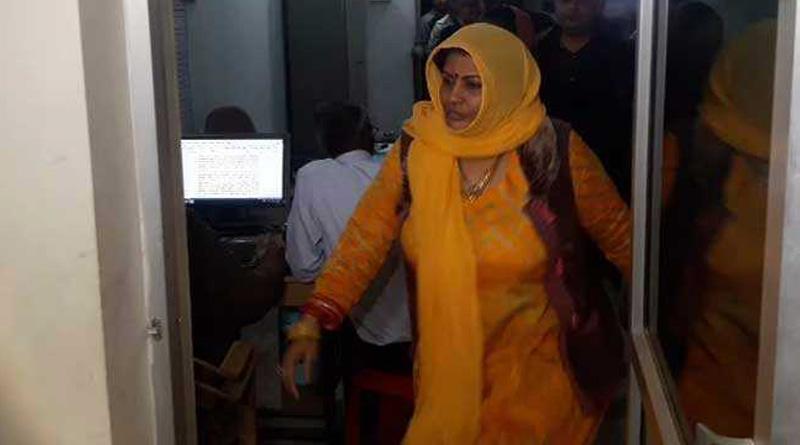 Sadhvi Jayshree Giri bunks parole, escapes after watching Baahubali 2
