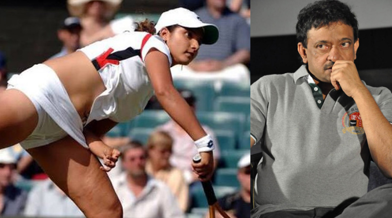 Ram Gopal Varma posts a picture of sania Mirza, and the reason will stun you