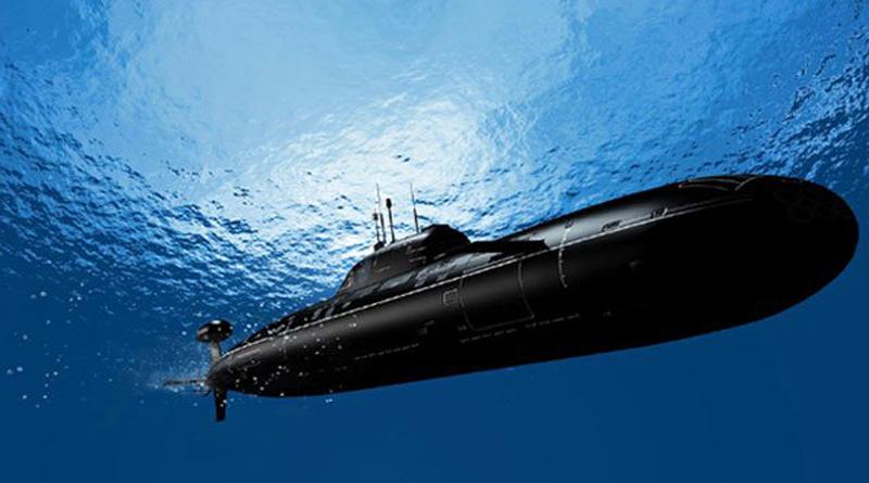 China building 8 submarines for Pakistan
