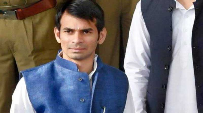 Lalu's son Tej Pratap assaulted me: RJD leader Sanoj Yadav