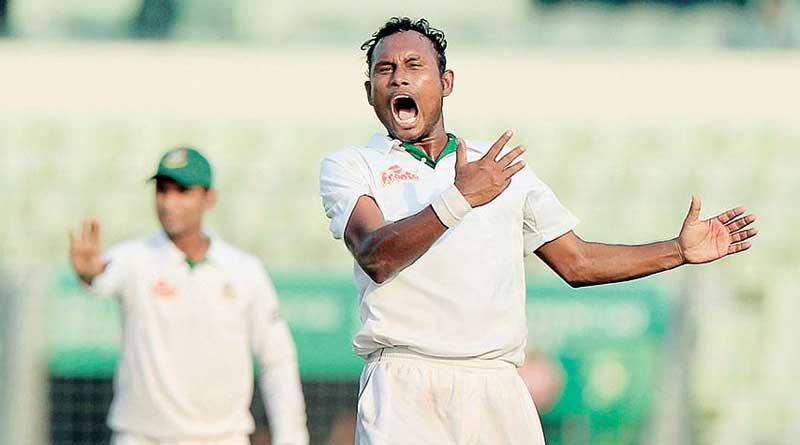 Bangladesh cricketer Mohammad Shahid accused of thrashing pregnant wife