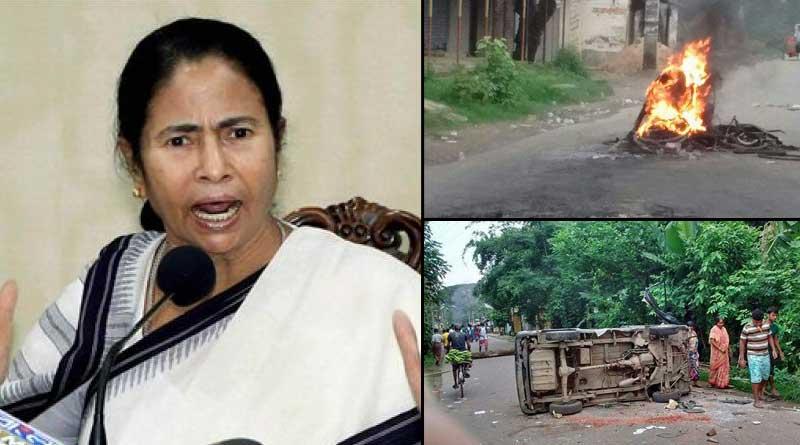 BJP's nefarious ploy behind Baduria riot: Mamata Banerjee