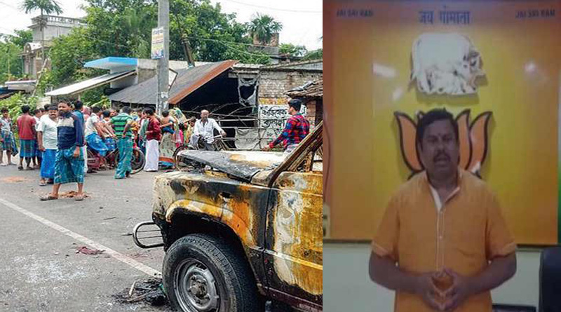 BJP MLA accussed that Hindus are not safe in West Bengal