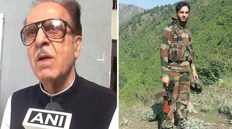 Would have kept Burhan Wani alive, says Congress leader Saifuddin Soz