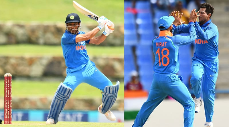 India thrashes West Indies by 93 run in 3rd ODI