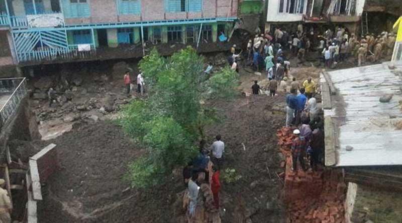 Cloudburst in Jammu's Doda, at least 3 dead