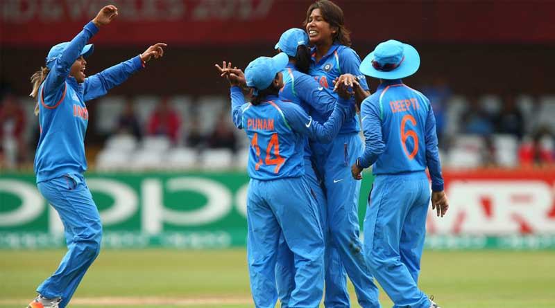 ICC Women's World Cup 2017: India beats New Zealand, reaches semis