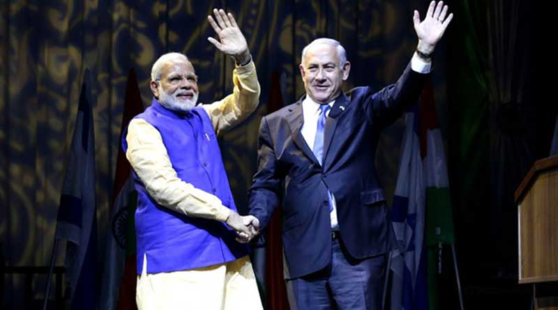 India, Israel vow to combat terrorism together
