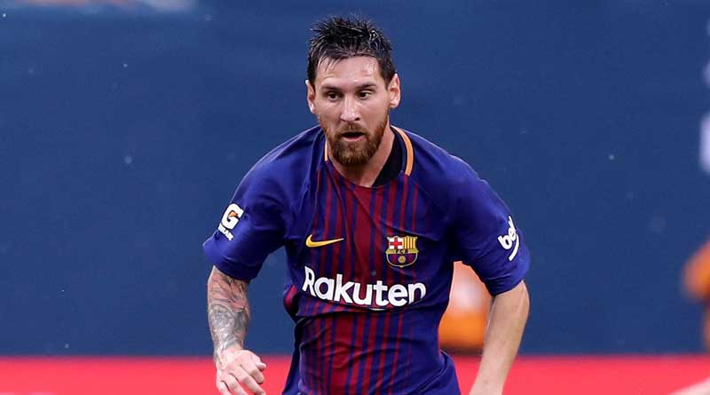 Hackers crack Real Madrid twitter account, announce Lionel Messi signing