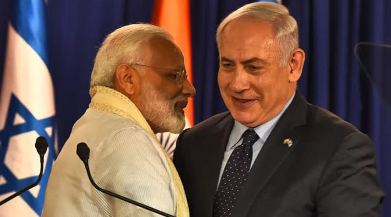 PM Modi staying in world's most secure   suite in Israel