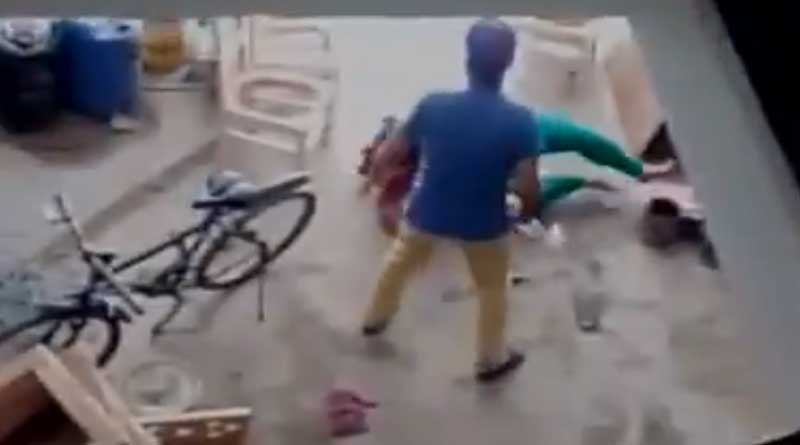 Punjab woman thrashed for giving birth to girl child